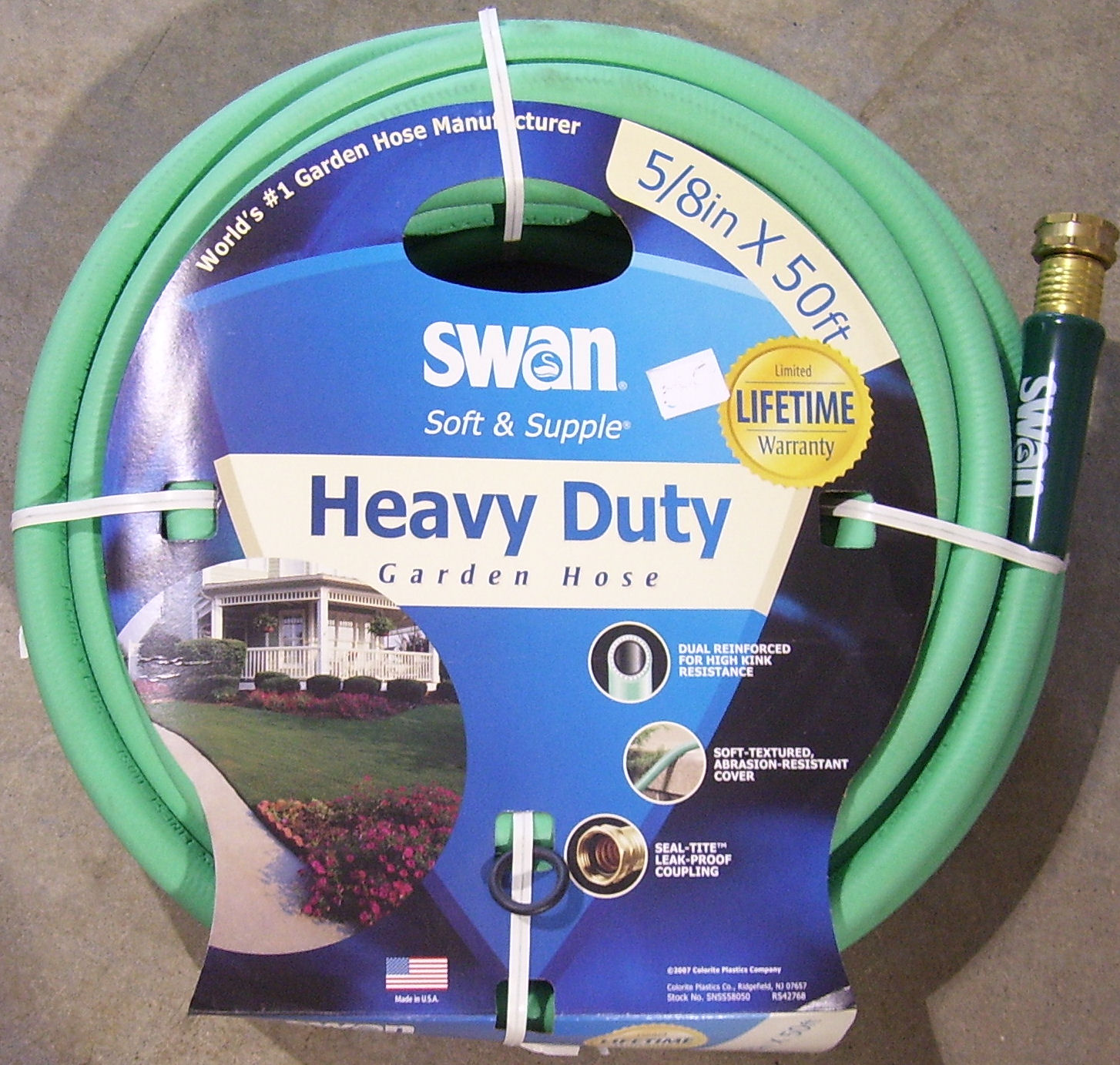 Soft Garden Hose Designs